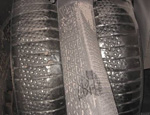 Polysius Roller Tyres in Sinter Cast